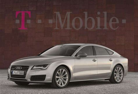 mobile tapped  audi connect service lte  coming