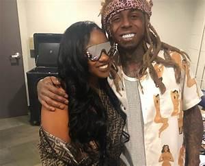 Reginae Carter ... Lil Wayne