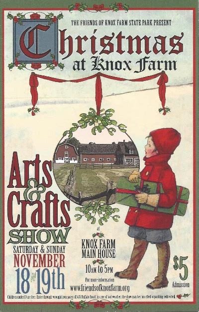 2017 craft shows in buffalo ny november and december