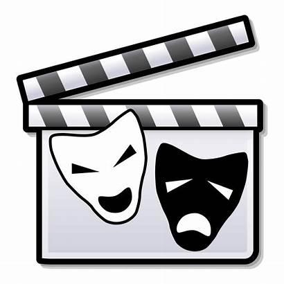 Drama Icon Film Svg Stub Films Wikipedia