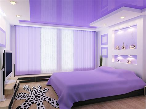 image gallery light purple room