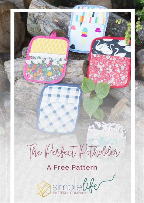 This makes them a great asset in web design. Making Potholders with the Cricut Maker - a free pattern ...