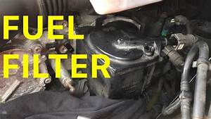 How To Change The Diesel Fuel Filter On Your Citro U00ebn C4 1