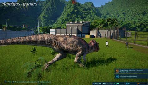 Download Jurassic World Evolution Deluxe Pc Multi11