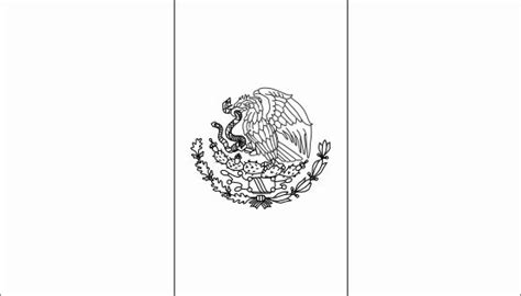 Mexican Flag Eagle Coloring Page Elegant Free Mexican Flag ...