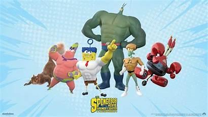 Spongebob Sponge Water Banderas Antonio Bex Chat