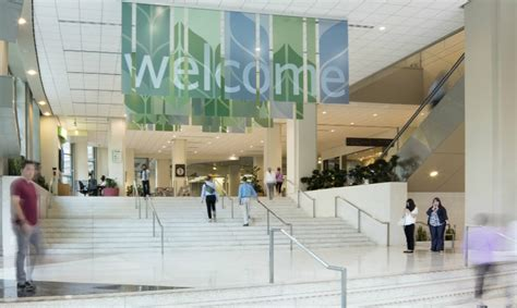 Washington State Convention Center Offers A Warm Wayfinding Welcome