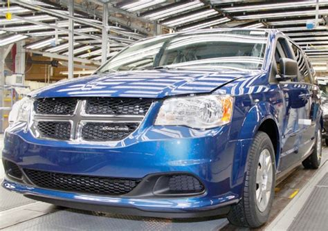 2019 Dodge Grand Caravan Redesign  Dodge Challenger