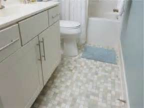 Ideas For Bathroom Floors Choosing Bathroom Flooring Ideas