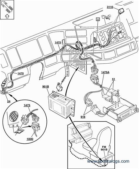 Volvo Truck Wiring Diagram Free Download Get Free Image