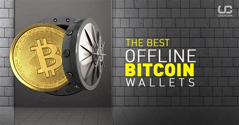 There are a few good reasons behind this. The best offline Bitcoin Wallets - Unocoin