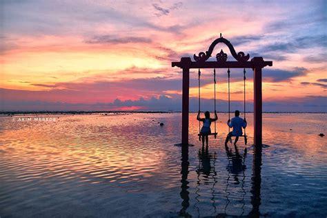foto  tunjukkan  romantisnya wisata lombok