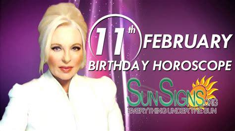 11 Februar Sternzeichen by Birthday February 11th Horoscope Personality Zodiac Sig