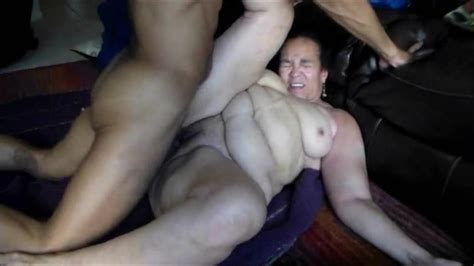 fucking this thick mature wife and she loves it slut plays with herself on the sofa