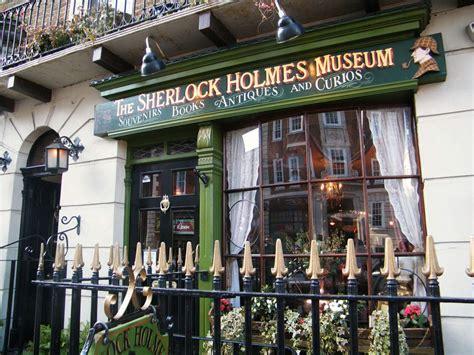 sherlock holmes london museum england tour things kat museums visit statue credits cc under