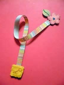 Handmade Bookmarks Ideas