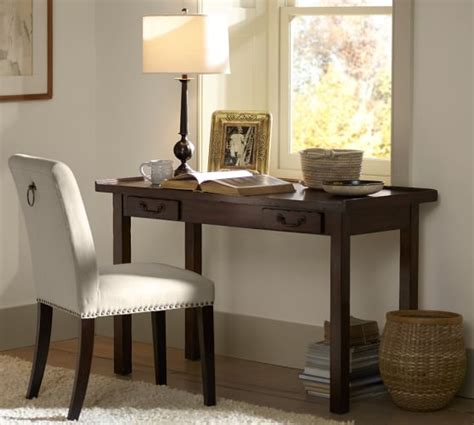 Bramwell Writing Desk  Pottery Barn. Custom Computer Desk For Sale. Table Top Ice Maker. Desk Top Air Conditioner. Desk Sets And Accessories. Walnut Coffee Table. Changing Table White. Fredrik Ikea Desk. Black Desk Hutch