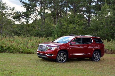 Gmc Acadia Reviews by Bold And Luxurious 2019 Gmc Acadia Denali Test Drive Review