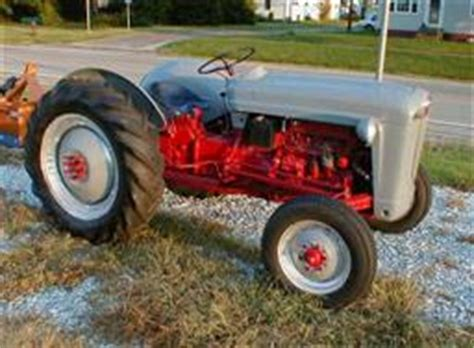 fordson ford     utility tractor  sale
