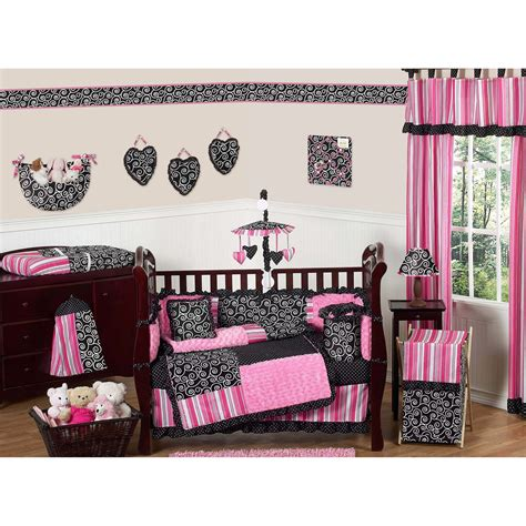 Link to this product(special discount) tinyurl.com/y6r37c5s the best baby,nursery,baby bedding,crib bedding sets product. Sweet Jojo Designs Madison 9 Piece Crib Bedding Set ...
