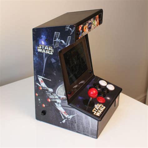 Raspberry Pi Arcade Cabinet Size by Bartop Mini Retro Arcade Raspberry Pi And Customised Icade