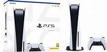 Playstation 5 está disponible en Amazon el 19 de noviembre