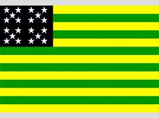 Brazil Flags of the Republican Revolution 18881889