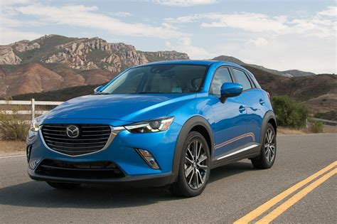 2016 Mazda CX-3 Among Vehicles Recalled for Possible Loss ...