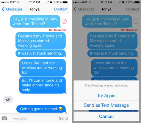 iphone messages not sending four problems with ios 7 crashing messages siri and