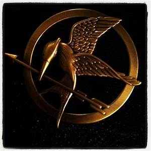 Hunger games Mockingjay pin | May the odds be ever in your ...