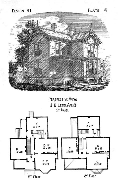 house plans historic the gallery for gt vintage house plans