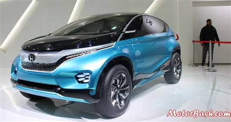 honda suv pictures 1 honda s upcoming compact suv to be a 7 seater to rival duster