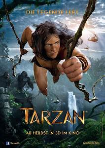 The Poster for Constantin Film's Tarzan - ComingSoon.net