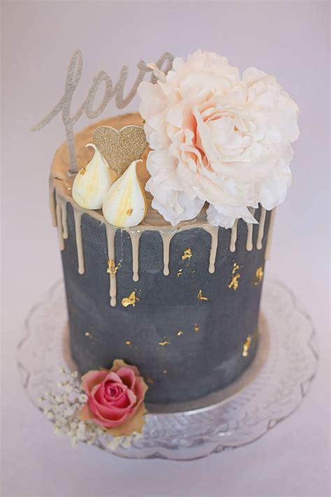 drip cakes blog de bodas de una boda original