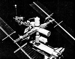 Rotating Space Station Design - Pics about space
