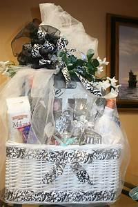 bridal gift basket i like the outside wedding With gift basket ideas for wedding shower