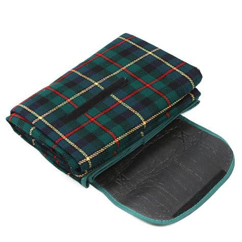 plaid 200 x 150 sz lgfm 200x150cm waterproof rug blanket outdoor ᗚ cing picnic mat plaid ᗐ green