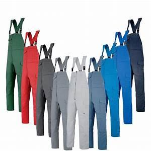 Cotte De Travail : salopette de travail industrie lafont cottes bretelles ~ Edinachiropracticcenter.com Idées de Décoration