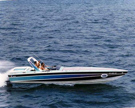 Miami Vice Offshore Boat by Offshoreonly Miami Vice Season 2 Scarab Changes Hands