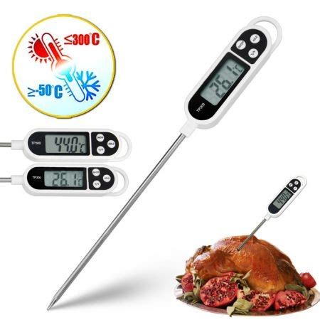 sonde thermique cuisine digital cooking food stab probe thermometer kitchen