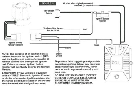 mallory ignition wiring diagrams britishpanto