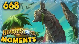 Epic Save...!! | Hearthstone Daily Moments Ep. 668 - YouTube