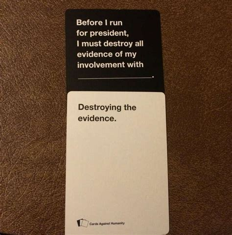 offensive cards  humanity