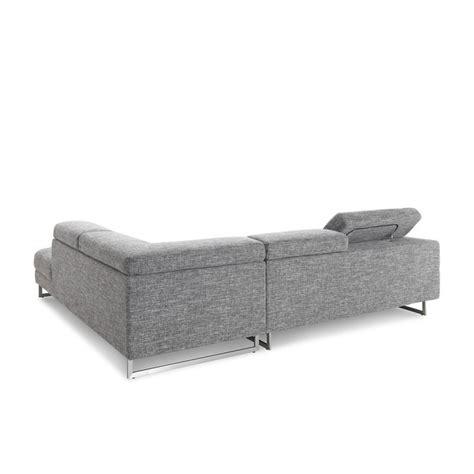 canap d angle avec m ridienne canapé d 39 angle côté droit design 5 places avec méridienne