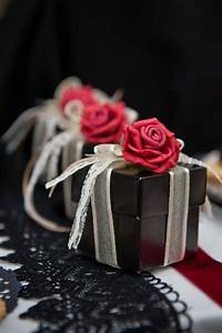 Picture Of Red And Black Wedding Ideas