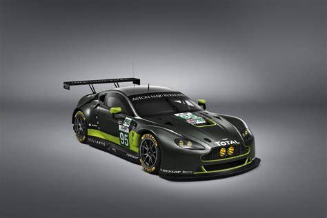 2016 Aston Martin V8 Vantage Gte And V12 Vantage