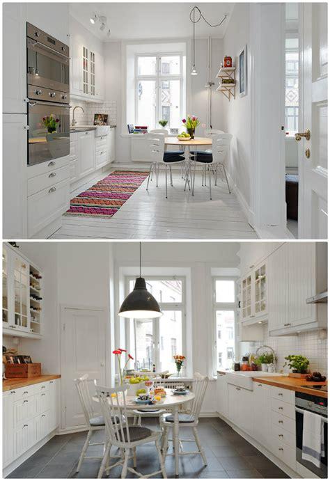 cuisine deco inspiration nordique dans la cuisine d 233 co