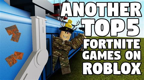 top  fortnite games  roblox funny moments