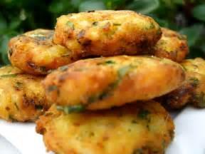 cuisine poisson croquettes de pomme de terre et poisson choumicha