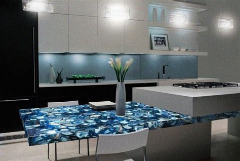 Agates, Kitchen countertops and Countertops on Pinterest